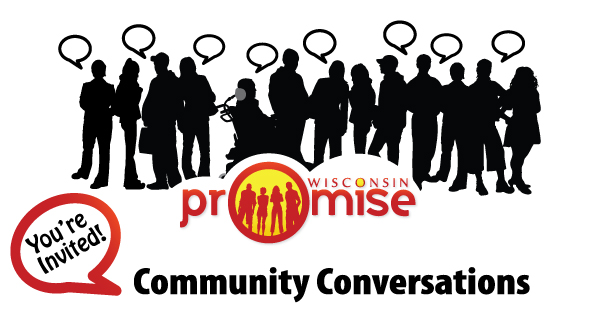Community Conversations:  You're Invited