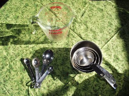 cooking-measuring